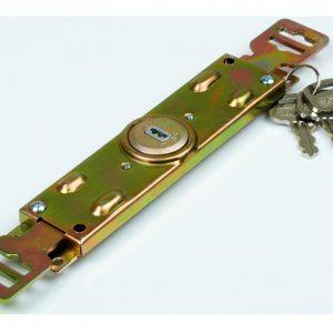 กุญแจ/กลอนประตูม้วน
